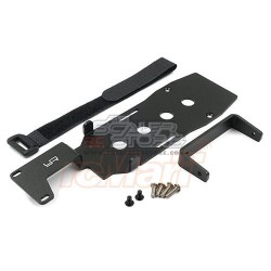 Yeah Racing Aluminum Lowered Battery Plate for Traxxas TRX-4