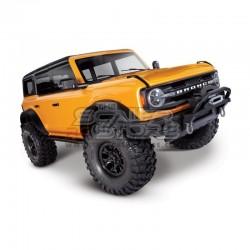 Traxxas TRX-4 Ford Bronco 2021 Trail Crawler RTR ARANCIO