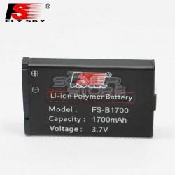 FlySky 1700mAh Battery For GT3C Transmitter