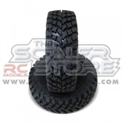 Pitbull 1.55 Growler AT/Extra tires Komp Kompound