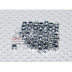 M2 Locked nuts (50pcs)
