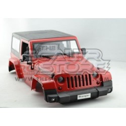 Jeep Rubicon JK body RED 275mm