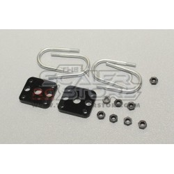 RC4WD Leaf Spring Mount Kit for K44/Yota II Axle