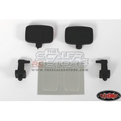 RC4WD Rubber Mirror set Type B