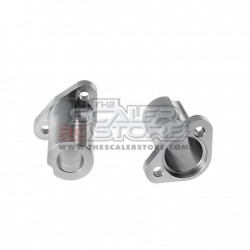 Gmade GS01 Sawback Aluminum Straight Axle Adapters
