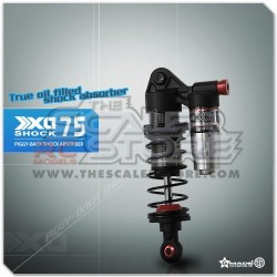 Gmade XD Piggyback Aluminium Shocks 75mm (2)