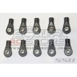 SSD Rod End M3 15mm (10)