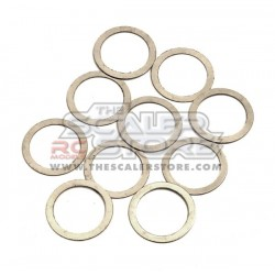 Integy Metal Washer 10x13x0.3mm (10)