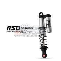 Gmade RSD Piggyback Aluminium Shocks 80mm (2)