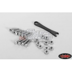 RC4WD Ultra Scale Hardened Steel Driveshaft Hardware &...