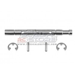 Axial 5x58 Titanium Gear Shaft Gear XR10