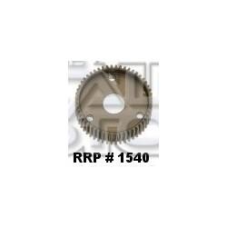 Robinson Racing Hardened Aluminium Diff Gear 52T Axial...