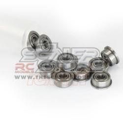Yeah Racing Flanged ball bearings (5x8x2.5mm)