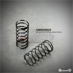 Gmade Shock Spring 19x40mm Medium White