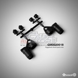 Gmade Piggyback Shock Parts Tree