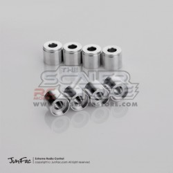 Gmade Aluminum Extension Rod Spacers (8)