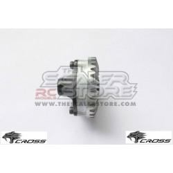 Cross-RC Main Bevel Gear Truck MC6/MC8