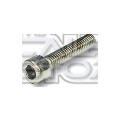 Vite testa esagonale cilindrica M2,5x12 INOX (10)