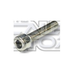 Vite testa esagonale cilindrica M2x25 INOX (10)