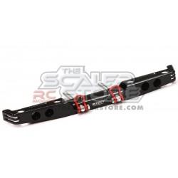 Integy Axial SCX/Honcho/Dingo Alloy rear Bumper BLACK
