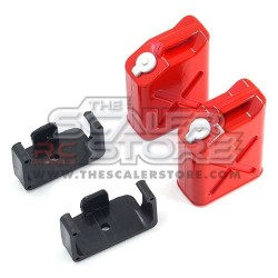 Yeah Racing Fuel Tank (2pcs)