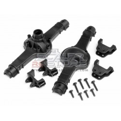 HPI Axle/Differential Case Set (Front/Rear) Wheely King
