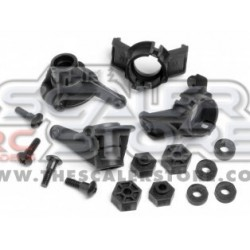 HPI Upright & Hub Carrier Set Wheely King