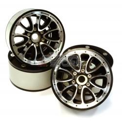 Integy 2.2 Billet Machined High Mass 12 Spoke Wheels (4)...