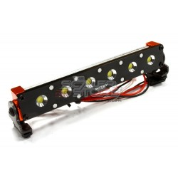 Integy Realistic T5 Adjustable 6 Spot Light Bar ORANGE