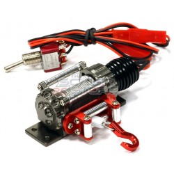 Integy T2 Alloy Winch 1/10 GUN
