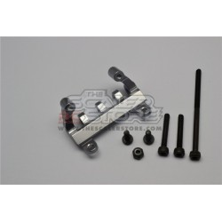 GPM Alloy Upper Center Link Mount SCX BLACK