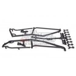 Axial Wrangler G6/Deadbolt Side Cage