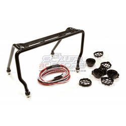 Integy Steel Roll Bar With Leds