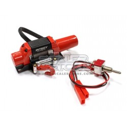 Integy Alloy Mega Winch T5 1/8 RED