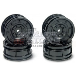 Tamiya 1.9 Hummer Wheels (4)