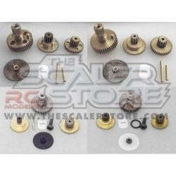 Hitec Servo HSB 9380 TH Steel Gears Set