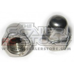 M3 Stainless Steel Dome Nuts (10)