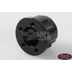 RC4WD 1.9/2.2 5 Lug Steel Wheel Hex Hub +9mm offset