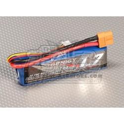 Turnigy Batteria Lipo 1700mAh 2S 20C Compatta