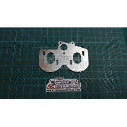 TSS Twin-motor plate for AX10/SCX trasmission