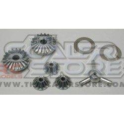 Tamiya Bevel gear set TLT/ F350/Hilux Hilift/CR-01