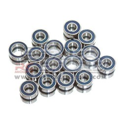Yeah Racing Bearings set for Tamiya F-350/Hilux/Hilift...