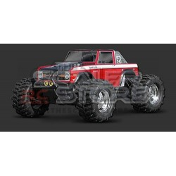 Hpi Ford Bronco '73 body set 300mm