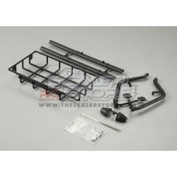 Killerbody Luggage Rack & Snorkel for Marauder & Warrior