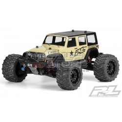 Proline Carrozzeria Jeep Wrangler Unlimited 336mm