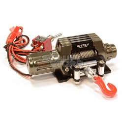 Integy Alloy Winch High Torque T10 1/10 GUN