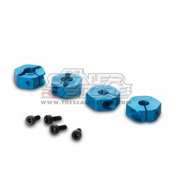 Gmade 12mm Aluminum Hex Hub 5mm (4pcs)
