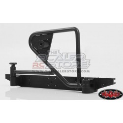 RC4WD Tough Armor rear bumper with spare tire carrier for...