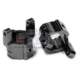 Integy Axial AX10/SCX/Honcho Castor block BLACK