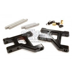 Integy Alloy Front Arms Tamiya CC01 BLACK